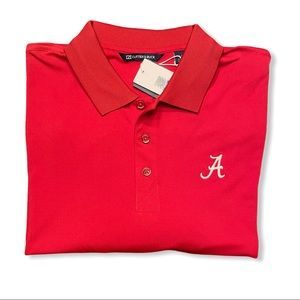 University of Alabama Crimson Tide Forge Polo
